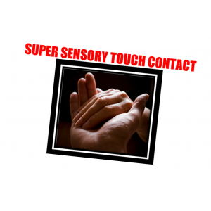 Super Sensory Touch Contact by Harvey Raft -  Magic Trick