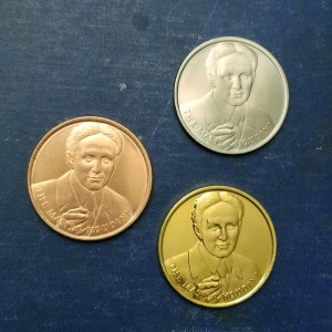 Houdini Commemorative Coin Set