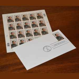Houdini - Collectible First Day Cover & Stamps