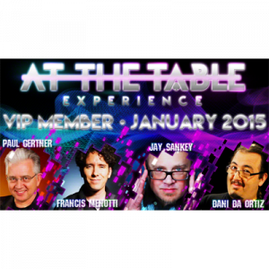 At The Table VIP Member January 2015 video DOWNLOAD