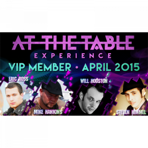 At The Table VIP Member April 2015 video DOWNLOAD