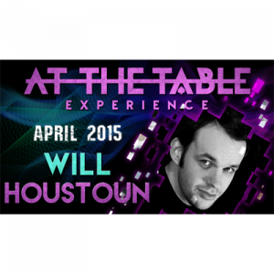 At the Table Live Lecture - Will Houstoun 4/15/2015 - video DOWNLOAD