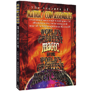 Matrix / Coin Assemblies (World's Greatest Magic) video DOWNLOAD