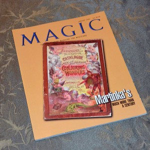 MAGIC Magazine - Martinka