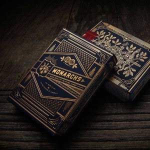 Monarch Luxury Playing Cards