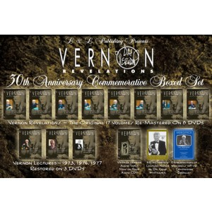 Vernon 30th DVDs