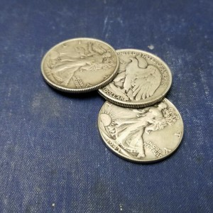 3TO1 - Walking Liberty Set