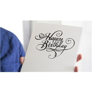 Prank Happy Birthday Musical Card