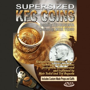 Martinka Presents KFC Coin - Super Size Edition