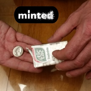 Martinka Presents Minted by Ted Bogusta