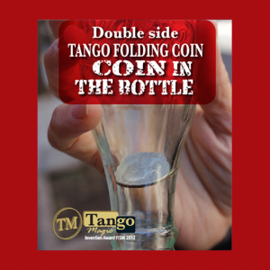 Coin in Bottle Magic Trick
