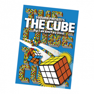 The Cube by Takamitsu Usui - Rubik Cube Magic Trick