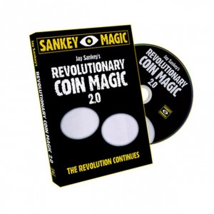 Revolutionary Coin Magic 2.0 - DVD