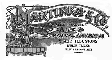 Martinka Old Logo